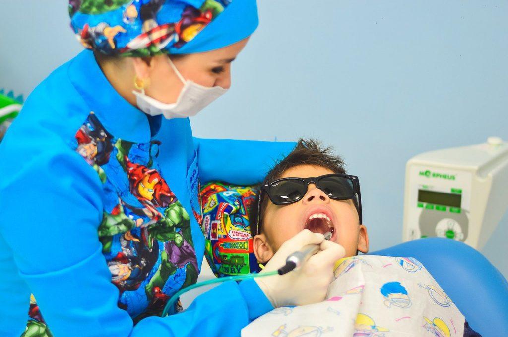 stomatolog dziecięcy